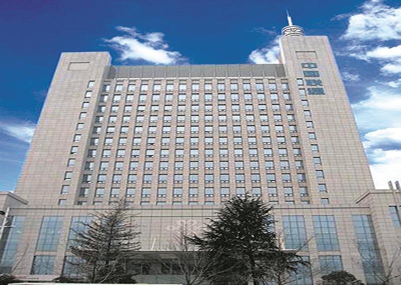 西安中国联通大楼