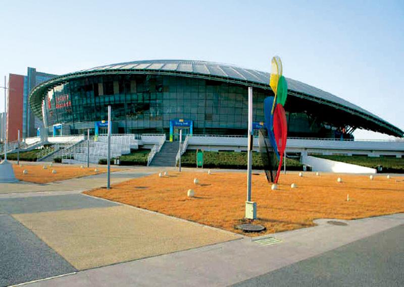 宣武体育中心